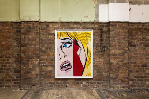 Anne Collier, Mirror, 2020, C-Print, 165.1 x 128.7 x 4.5 cm, 65 x 50 5/8 x 1 3/4 in framed, Edition of 5