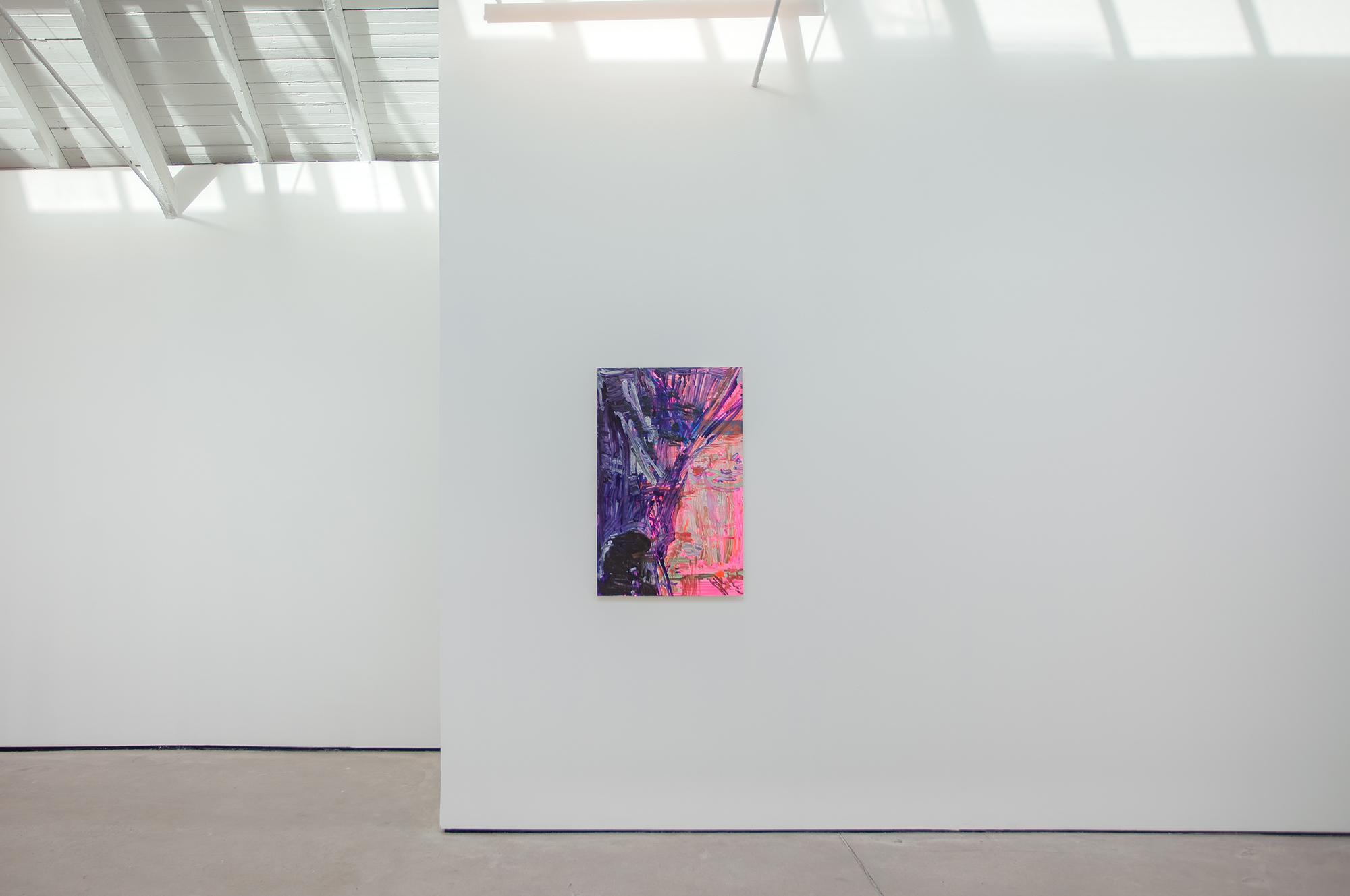 Installation view 'After a Long Sleep, It Woke Up', The Modern Institute, Osborne Street, Glasgow, 2020
