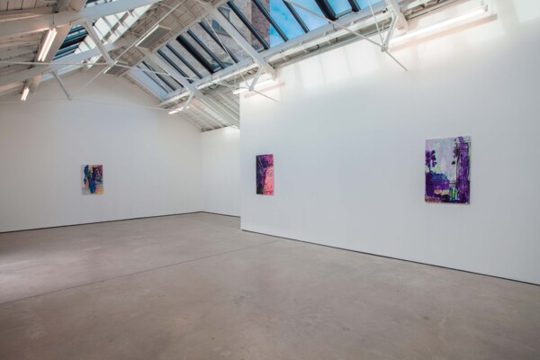 Installation view, 'After a Long Sleep, It Woke Up', The Modern Institute, Osborne Street, Glasgow, 2020