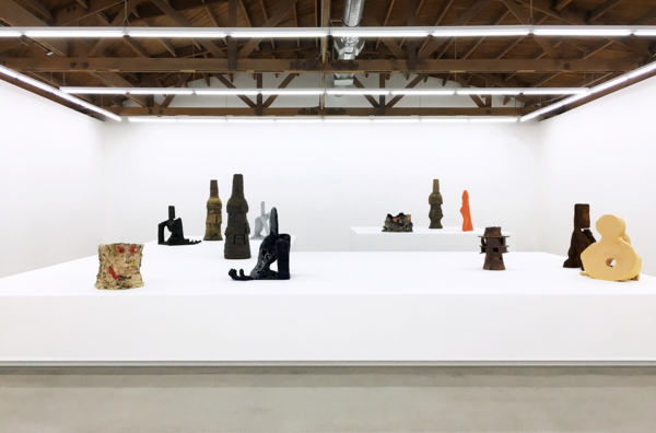 Peter Voulkos | Jesse Wine: Love Is a Many Splendored Thing