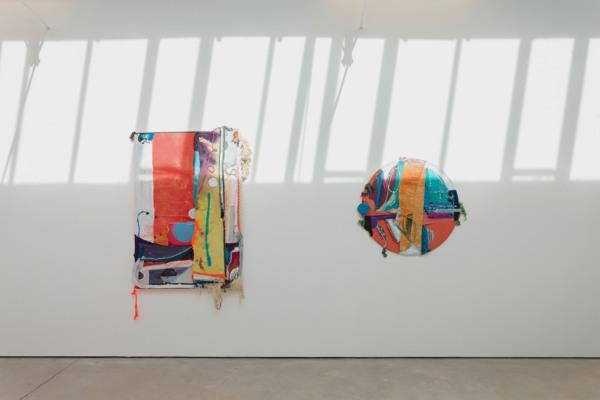 Installation view, 'Silk Cotton Snow', The Modern Institute, Osborne Street, Glasgow, 2021