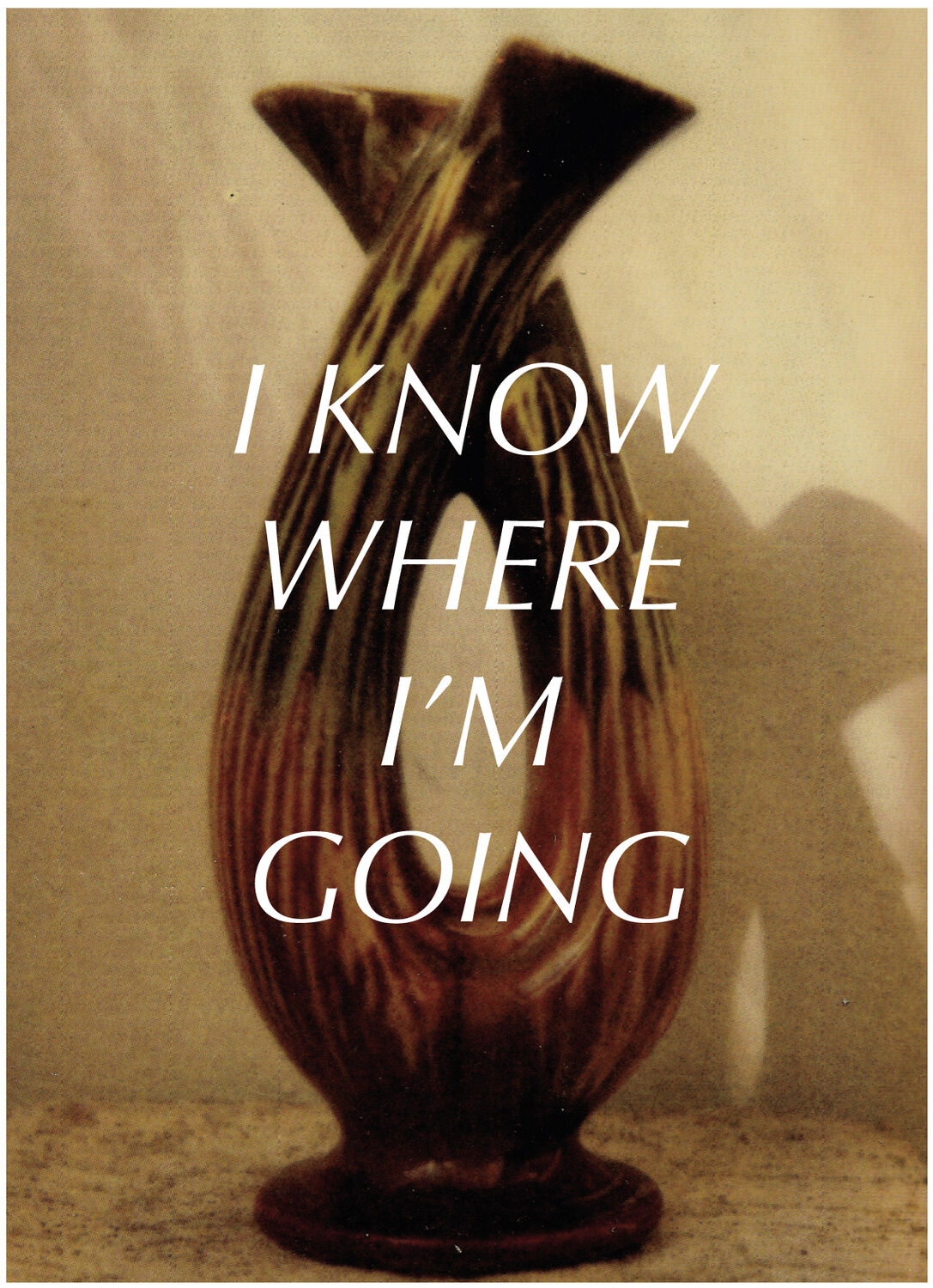 I Know Where I'm Going  Who Can In Be Now