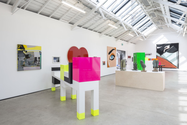 Installation view, 'I Know Where I'm Going  Who Can I Be Now', The Modern Institute, Osborne Street, 2021