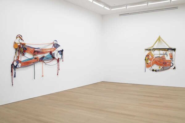 Installation view 'Tracing Memory', Canada, New York, 2020
