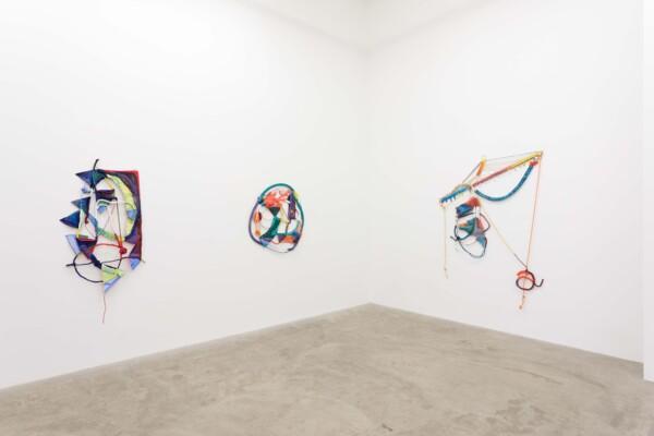Installation view 'COASTAL', Cooper Cole, Toronto, 2018