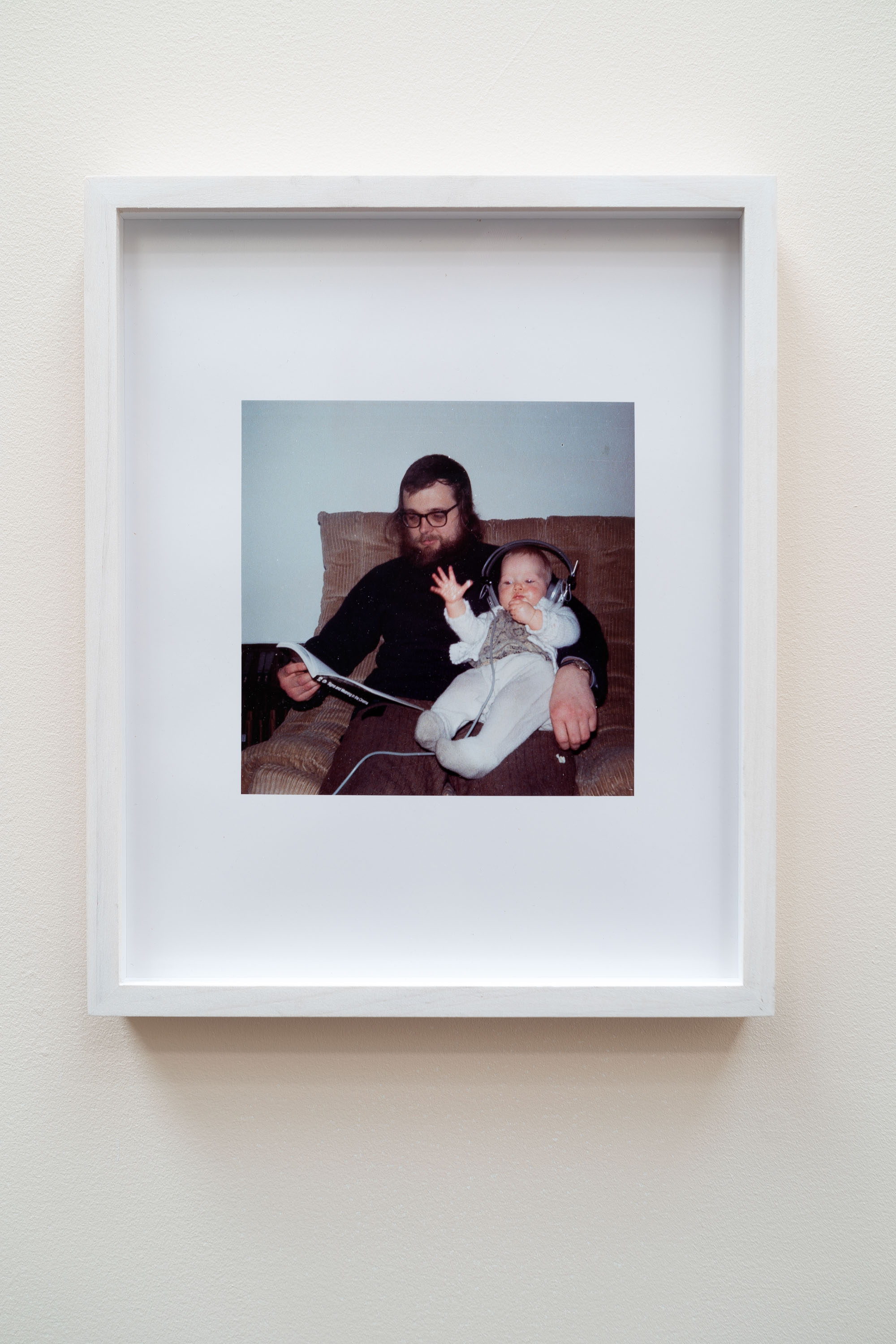 Counter Strategies, 1972, C-Type colour print, 21.7 x 26.5 x 3 cm, 8 1/2 x 10 3/8 x 1 1/8 in framed